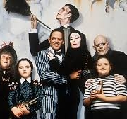 Cinema Club, Addams Family, Mencap, Family Scene,
