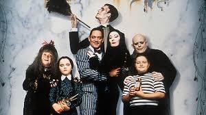 Cinema Club, Addams Family, Mencap, Family Scene,